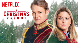 Netflix Box Art for Christmas Prince, A