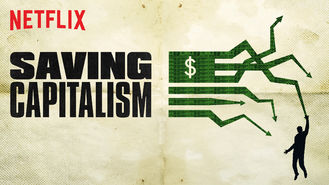 Netflix Box Art for Saving Capitalism