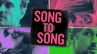 Netflix box art for Song to Song