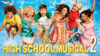 Is High School Musical 2 on Netflix?