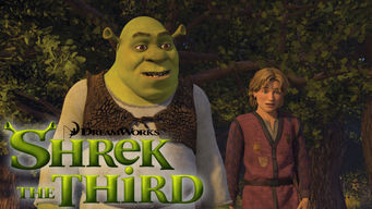 Is Shrek The Third 2007 On Netflix Luxembourg