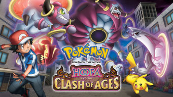 Is Pokemon The Movie Hoopa And The Clash Of Ages 2015 On